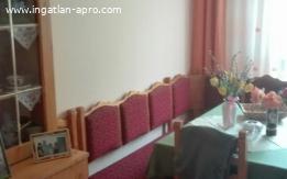 Árpád utca Zöld Övezeti részén 1+2 szobás lakás eladó
