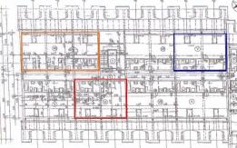 Frissen felújított, 40-70 m2-es erkélyes lakások bérbe adók