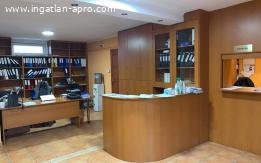 Központi elhelyezkedésű iroda/lakás Szigetszentmiklóson