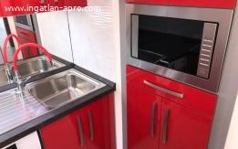 Modern 3 szobás lakás Óbudán eladó